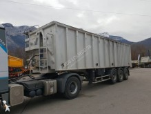 semiremorca General Trailers Benne ferraille alu