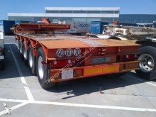 Trayl-ona flatbed semi-trailer