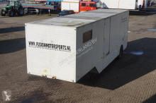trailer Groenewegen Gesloten bak 1-Assig/ Auto transporter