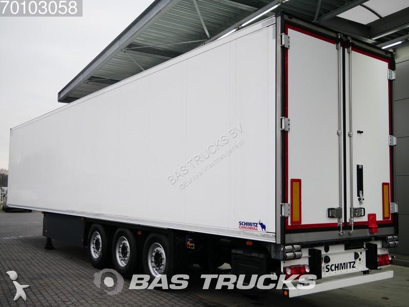 Schmitz Cargobull SCB*S3B Doppelstock Carrier Vector 1550 Blumenbreit Palettenkasten semi-trailer