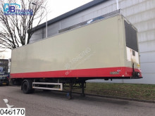 Pacton Isotherm City trailer, Disc brakes semi-trailer