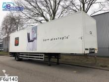 semirremolque Fruehauf gesloten bak City trailer