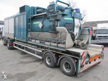 n/a HUWER Vacume-Tank 9000L ADR + Pump + Compressor + Aifo/iveco Motor semi-trailer