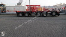 Nooteboom 5 AXLE BREAK CONTAINER TRAILER semi-trailer