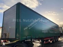 n/a HIRSCH Tautliner- BPW Scheibenbremsen- Portal semi-trailer
