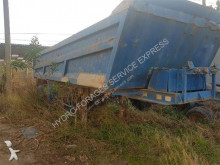 Decauville tipper semi-trailer