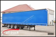 Schmitz S01, verzinkt, hydraulisches Hubdach, Steckrungen semi-trailer