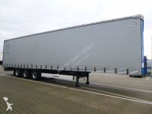 Krone Mega Schiebeplanen Sattelauflieger SDP 27 eLG4-CS K semi-trailer
