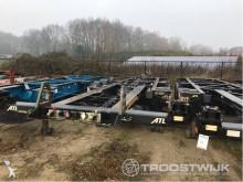 Van Hool container semi-trailer