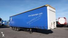 Schmitz Cargobull Mega, Hubdach, SAF, NL-Auflieger, APK 08/2019 semi-trailer