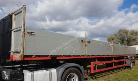 Blumhardt flatbed semi-trailer