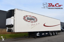 Chereau CSD3 - SAF AXLES - DISC BRAKES + CARRIER MAXIMA 1300 - 2,70 HIGH - ELEVATOR - TOP CONDITION - semi-trailer