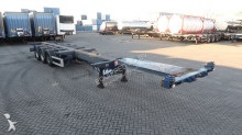 trailer Nooteboom 45FT HC multichassis, 1 liftas, BPW+trommel, NL-trailer, APK: 04/2019