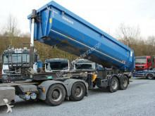 Reisch RHKS-32/18 2-Achs Kippmulde Liftachse semi-trailer