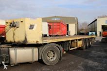 Robuste Kaiser PLATEAU semi-trailer