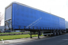 Trailor BACHE+LAADKLEP semi-trailer