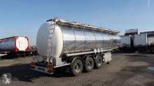 Van Hool chemical tanker semi-trailer