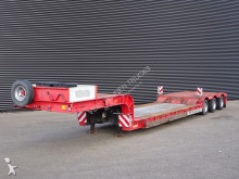 Nooteboom EURO 48 03 - STEERING AXLE / LOW LOADER / TIEF BET