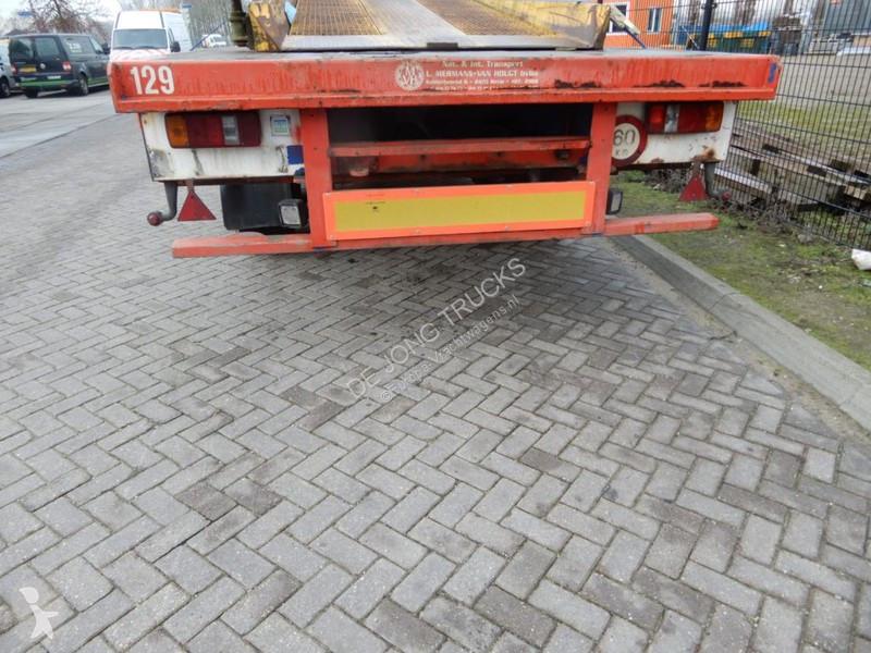 Voir les photos Semi remorque Varmo Flat trailer / BPW axles