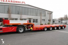 transport utilaje Stokota 5 AXLE LOW LOADER S5U.N2-04