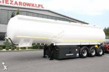 Kässbohrer oil/fuel tanker semi-trailer