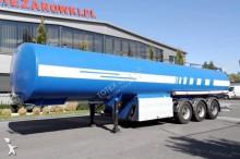 Prod Rent 4 CHAMBER CISTERN PROD RENT NCP 34 semi-trailer