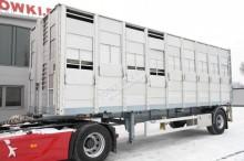 semirremolque para ganado porcino usado