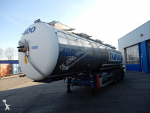 Van Hool Tank 34 M3 / ADR / Lift axle / steam heating semi-trailer