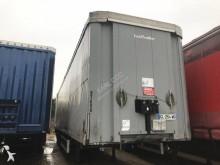 trailer Lecitrailer Semi-remorque CL 254 MG OPEN BOX débachage rapide