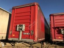 Fruehauf Semi-remorque FRUEHAUF BP 806 MB 2011 semi-trailer