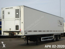 Chereau THERMO KING / LENK-ACHSE / 3000KG LBW semi-trailer