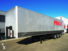 Kögel SPKH 24/SAF-Achs./Doppelstock/Alu Balken/LBW BÄR semi-trailer