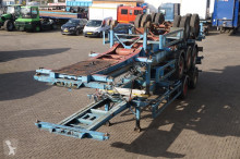 semirimorchio Blumhardt Container chassis 3-assig/ 40ft.