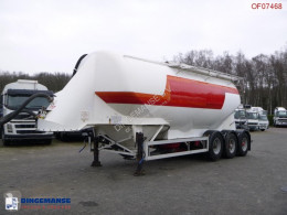 semi reboque Feldbinder Powder tank alu 38 m3 / 1 comp
