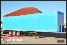 Schmitz SKO 24, ISO Doppelstock Rolltor, 207.324 Kilometer semi-trailer