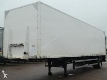 semi reboque Groenewegen DRO 12 10B city trailer