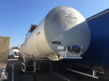 semirremolque cisterna hidrocarburos vehículo para piezas