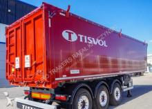 naczepa Tisvol V=50 m3 / waga 5590 kg / z hydrauliką wywrotu / 5 lat gwarancji