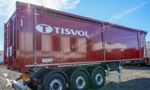 semirimorchio Tisvol V=50m3 zboża, węgiel, palety/ 5 lat gwarancji / 1 szt. / 5.540 kg