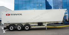 Tisvol GWARANCJA - 5 LAT / 1 szt - V=50m3 / 5.570 kg semi-trailer