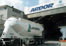 Ardor powder tanker semi-trailer