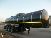 Donat insulated semi-trailer