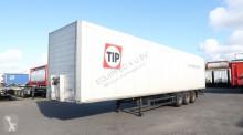 Schmitz Cargobull DOUBLE-STOCK (68 euro-pallets) met balken, gegalvaniseerd, NL-oplegger met 1 jaar APK semi-trailer