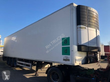 Chereau 3AS MET CARRIER EN LAADKLAP semi-trailer