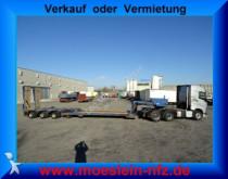 transport utilaje Goldhofer 4 Achs Tiefbett Tieflader heb und senkbares Tie