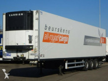 semi reboque Van Eck CARRIER / BLUMENBREIT / LBW / TUV
