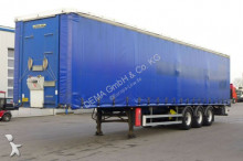 Trailor tarp semi-trailer