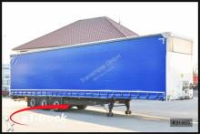Schmitz S01 Mega Varios, Code XL, verzinkt, neue Plane semi-trailer