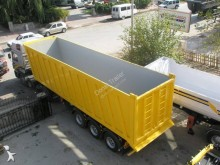 Donat scrap dumper semi-trailer