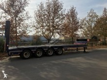 Donat 4 Axle Lowbed heavy equipment transport